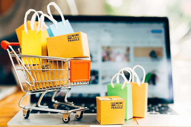 Онлайн пазаруването стъпка по стъпка